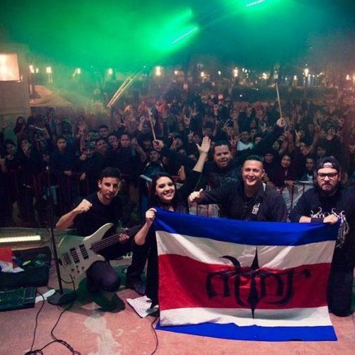 Heaven Fest- Toluca Mexico July 2017